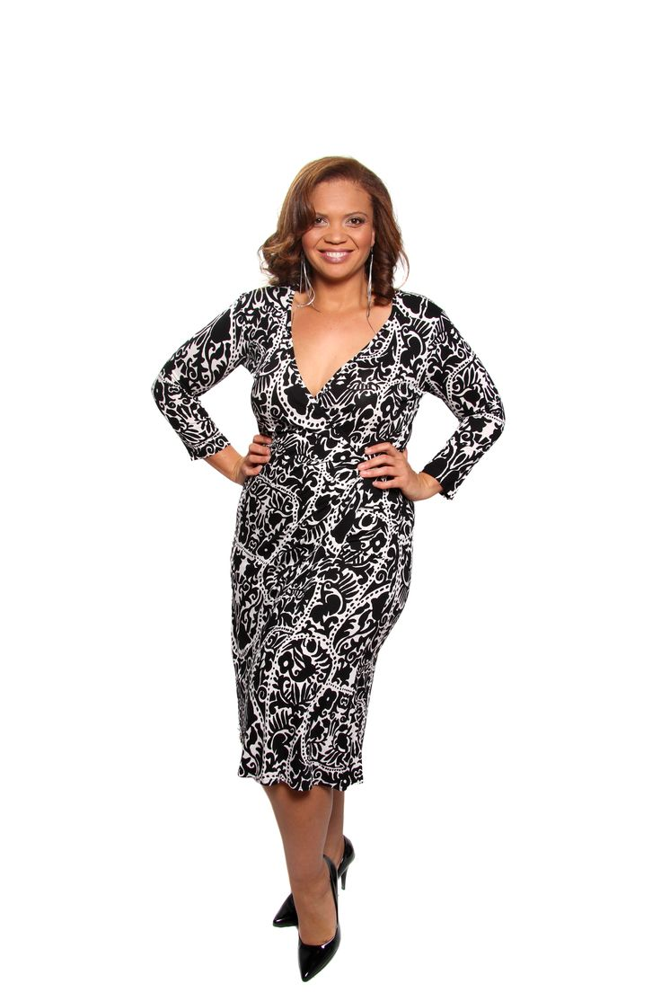 The Emma Wrap Dress is a wardrobe staple. Fantastic on it's own with either flats or boots, jeans or leggings. The wrap and gathered detail at the sides means this dress is flattering for all body types. www.captive8.co.za