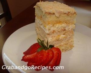 Kiev Cake- Киевский Торт | GrabandgoRecipes