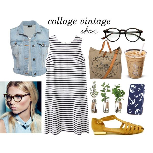 """""""Collage Vintage"""" by susisaval on Polyvore"""