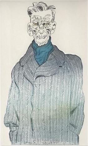Tullio Pericoli Samuel Beckett