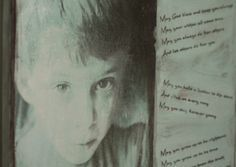 Photo Transfer to Canvas Tutorial using Mod Podge and ink jet printer