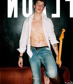 Shawn Mendes' pants off.