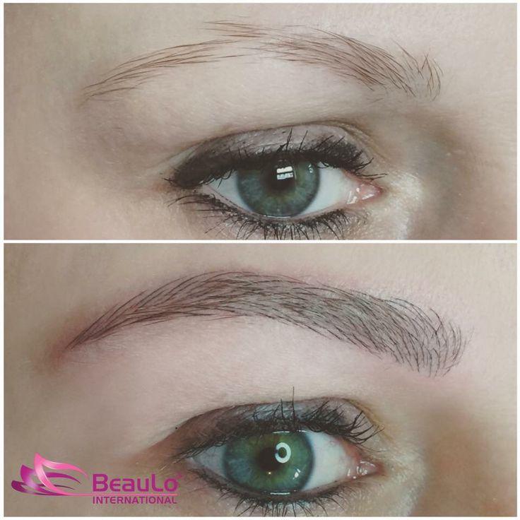 Beautiful Hair stroke  www.beaulo.de