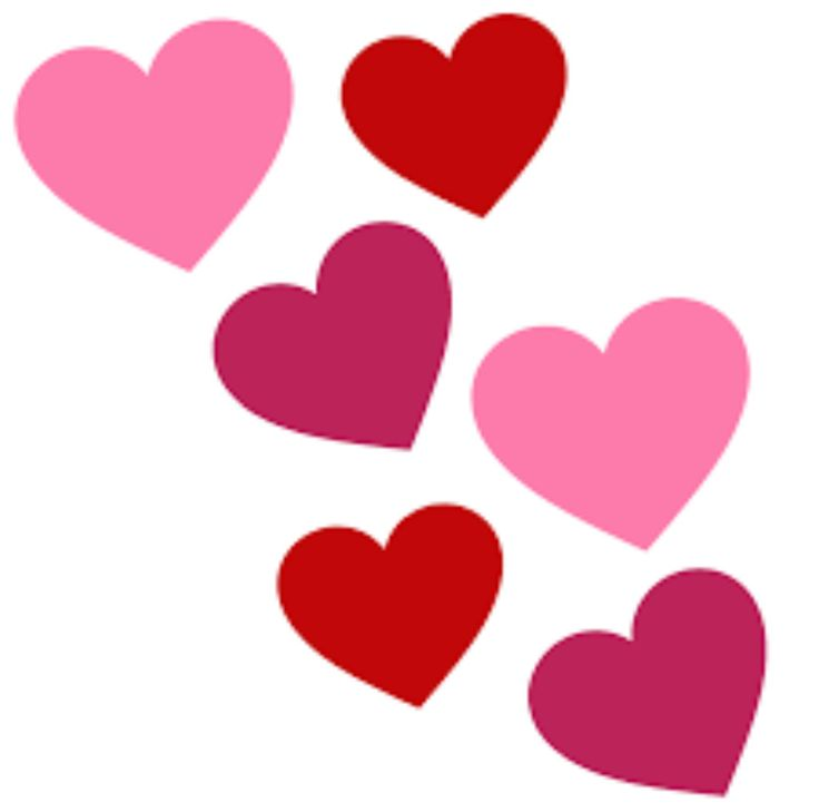 60 best Valentine\'s Day images on Pinterest | Colour pattern ...