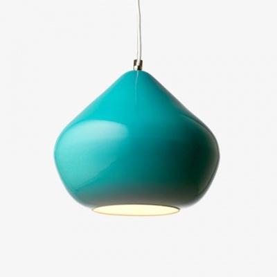 Bright Things-Lampe Türkis