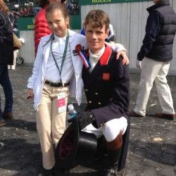 William Fox-Pitt Takes Time To Be A Hero - Eventing Nation - Three-Day Eventing News, Results, Videos, and Commentary
