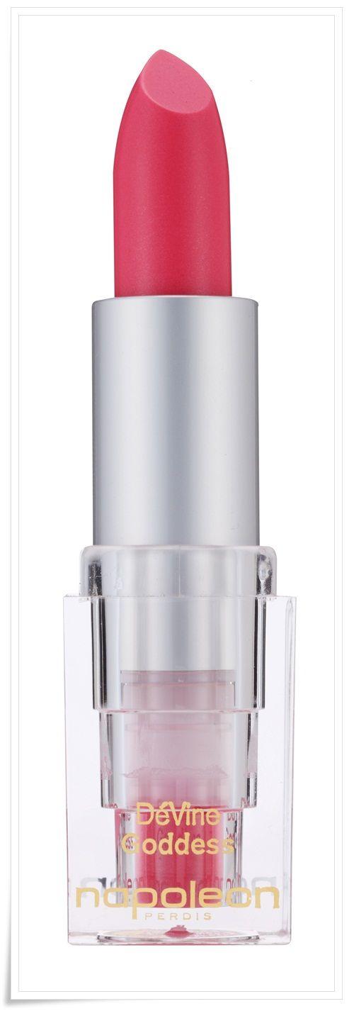 napoleon perdis devine goddess lipstick in artemis, $24