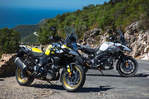 2018 Suzuki V-Strom 1000 and V-Strom 1000XT First Look | Cycle World