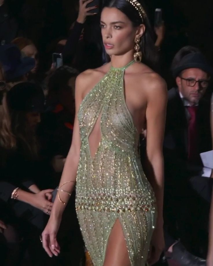 Georges Hobeika Look 35. Spring Summer 2018 Couture Collection