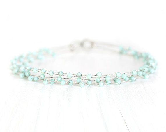 Mint Stirnband Hochzeits grünen Stirnband