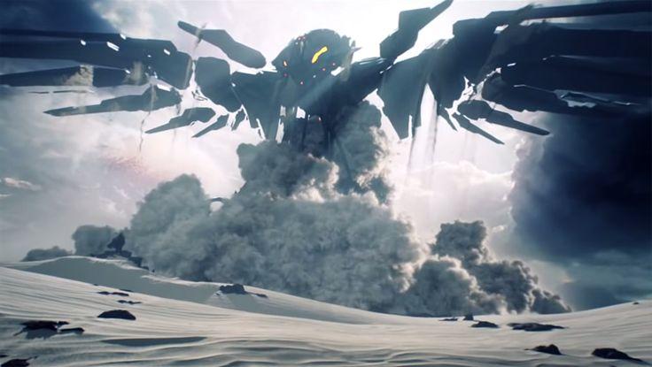 Halo on Xbox One. HS Modeling.