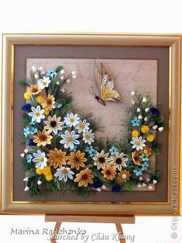 stranamasterov.ru/ - Quilling about flowers and animals (Searched by Châu Khang)