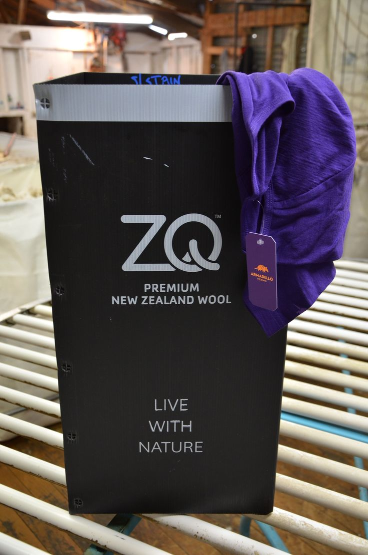 Quality marques. ZQ Merino - your guarantee of quality and integrity Armadillo Merino® - built for professionals