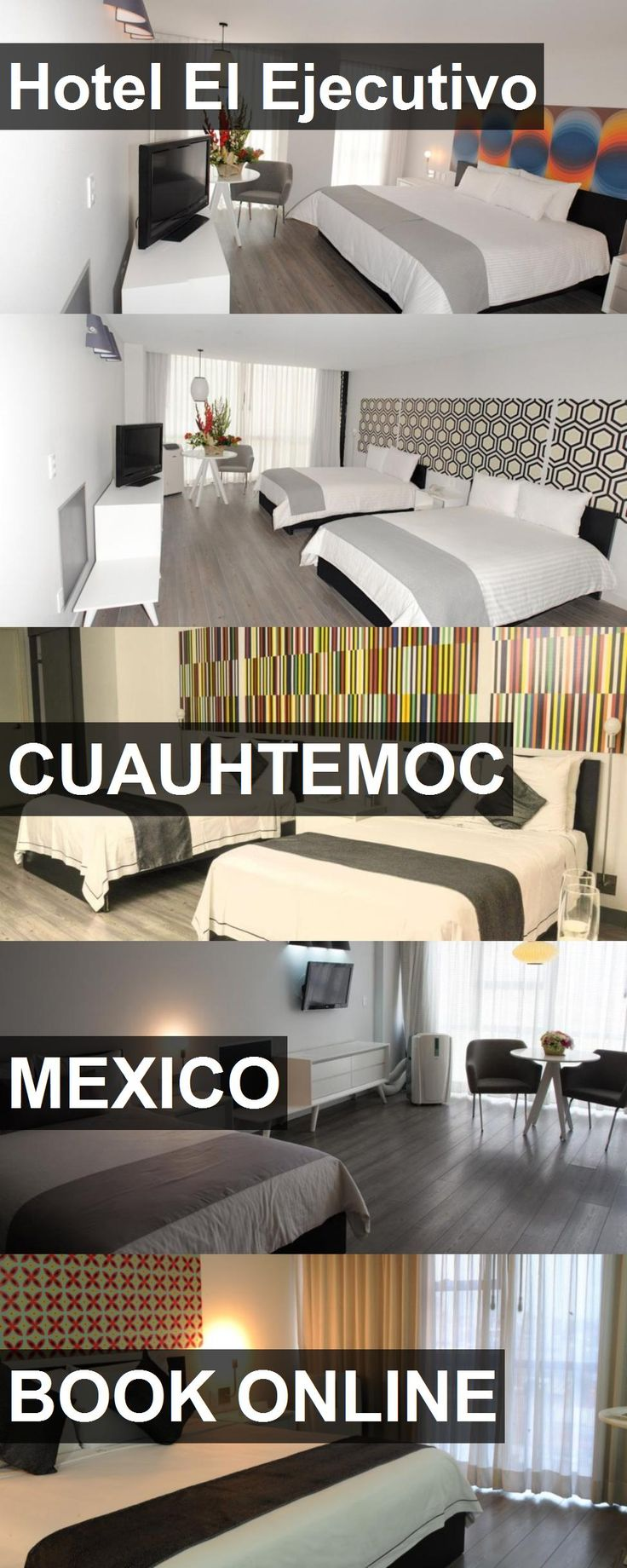 Hotel El Ejecutivo in Cuauhtemoc, Mexico. For more information, photos, reviews and best prices please follow the link. #Mexico #Cuauhtemoc #travel #vacation #hotel