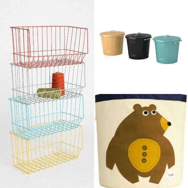 7 Fun & Funky Storage Options for Kids - Child Mode