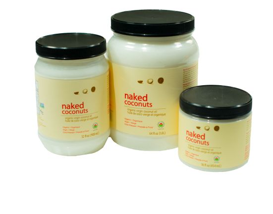 Mixed jars, Naked coconuts, coconut oil, uses for coconut oil