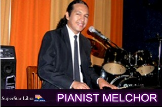 MELCHOR BENSI (Pianist)  Ongoing until June 30, 2013    Go on a journey and experience delightful cruise nights with our resident pianist Melchor. Join him as he shares his dream of playing beautiful music from contemporary pop and jazz to sentimental and oriental ballads.