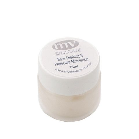 Rose Soothing & Protective Moisturizer - 70 ml