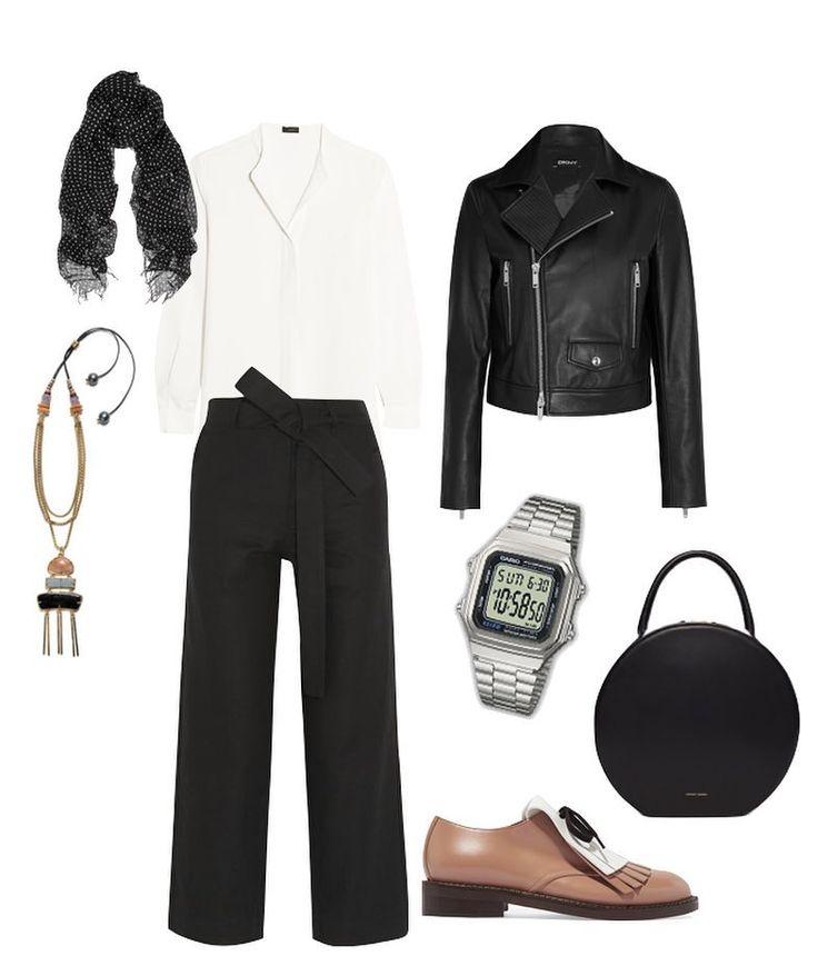 Está precisar de ideias para um look formal descontraído?