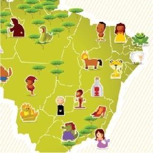 Conheça quais são os personagens e lendas do folclore brasileiro