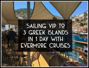 Evermore Cruise Athens Greece