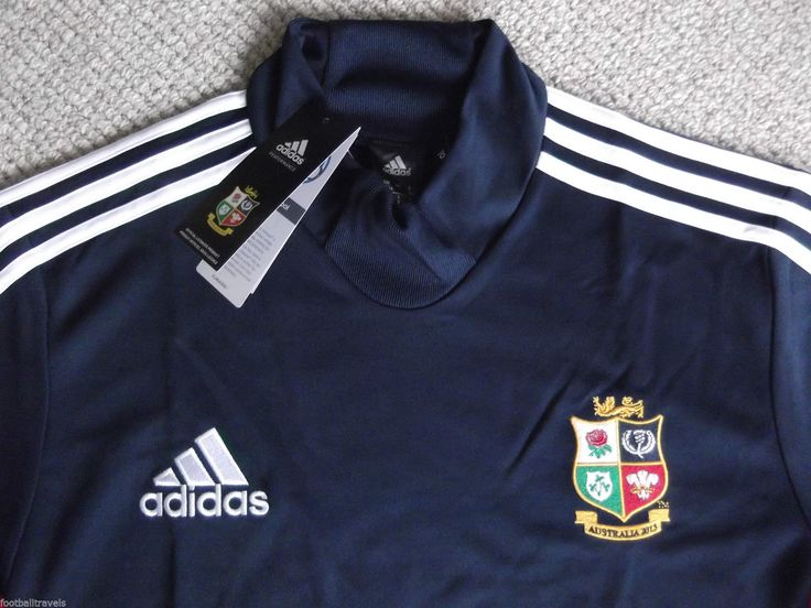 "44/46"" or 50/52"" adidas #british lions 2013 #rugby #training top australia,  View more on the LINK: 	http://www.zeppy.io/product/gb/2/201715739663/"