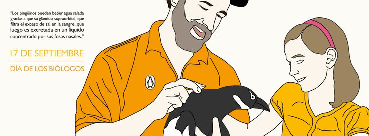 17 de Septiembre: Día de los Biólogos / Biologist's Day