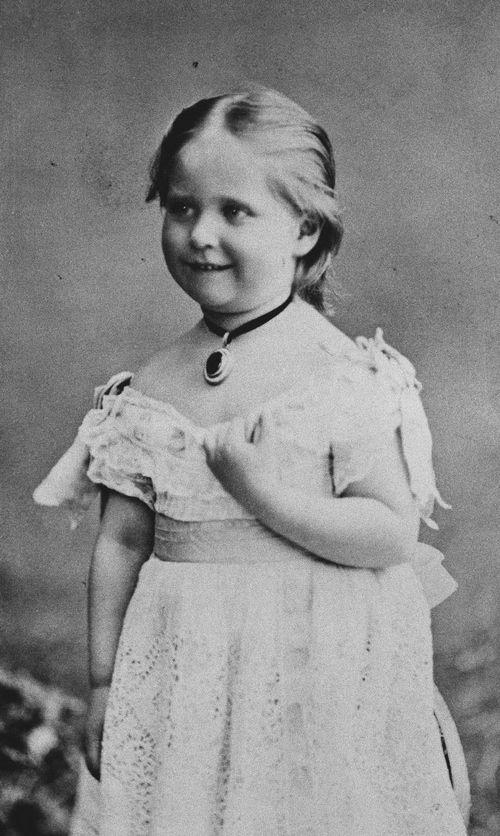 #Princess Alexandra of Hesse & By Rhine