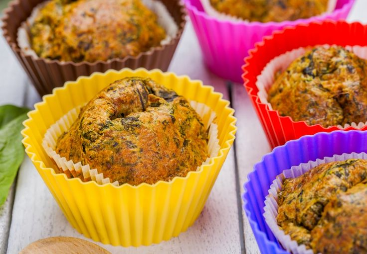 Tymiánové muffiny