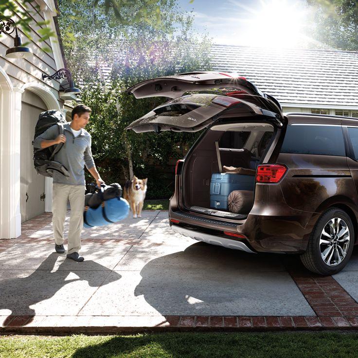 Ideal for wherever your day takes you. Kia Sedona. http://www.kia.com/us/en/vehicle/sedona/2015/experience?story=hello&cid=socog