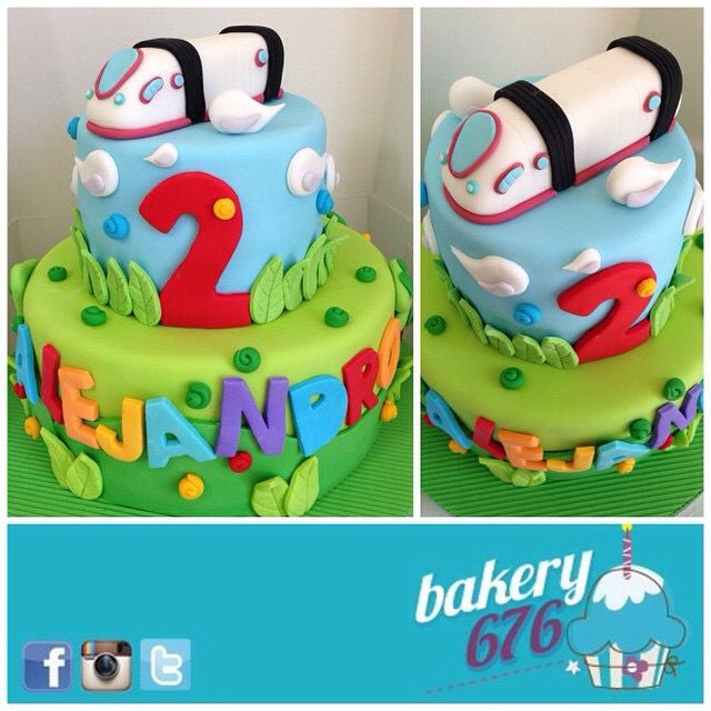 Junior express cake