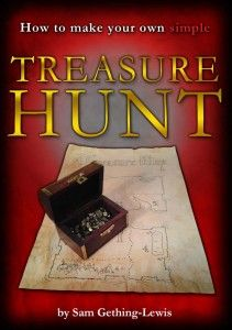 TREASURE HUNT riddles and rhymes