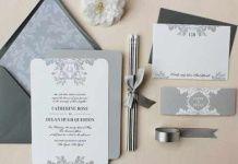 Como hacer fáciles y hermosas invitaciones para bodas.