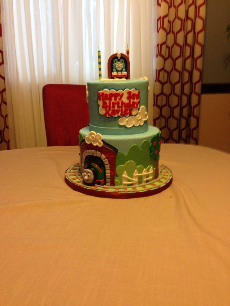 Acat Birthday Cake