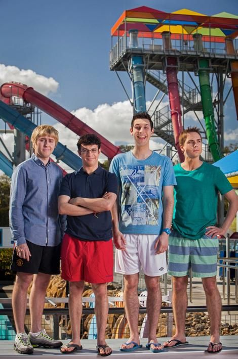 Sneak peek: The Inbetweeners Movie 2