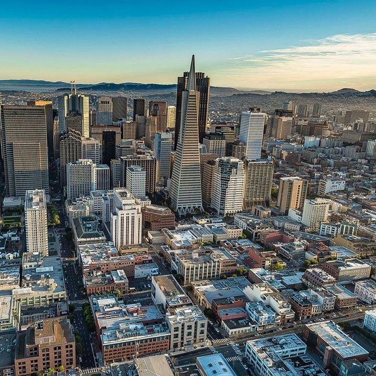 Transamerica Pyramid San Francisco California #sanfrancisco #sf #bayarea #alwayssf #goldengatebridge #goldengate #alcatraz #california