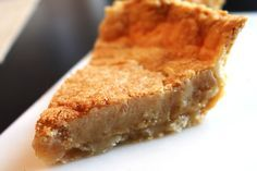 This Brown Sugar Buttermilk Chess Pie is a must make for this Holiday season. It is sweet, rich and a perfect treat everyone will love.