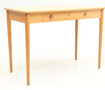 Hans J. Wegner designed this desk for Andreas Tuck - Google Search