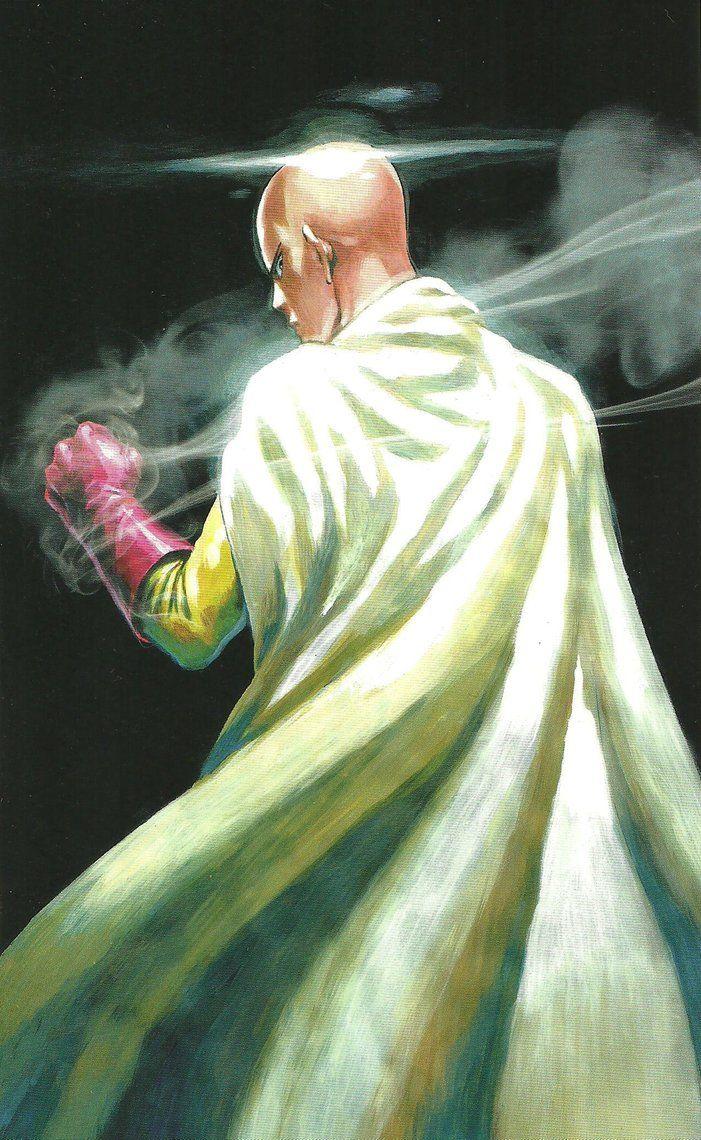One Punch Man Artwork Saitama by corphish2 on DeviantArt