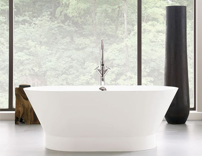 best material for freestanding tub. freestanding bathtubs  Wish 01 Freestanding Bathtub Produits Neptune 20 best Tubs We Love images on Pinterest Bathtubs Bathroom