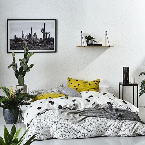 Lenni Spot Quilt Cover Set
