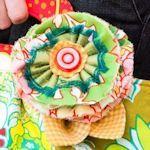 40 fabric flower tutorials