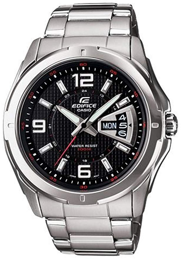 Casio General Men s Watches Edifice EF-129D-1AVDF - WW  b197232fee4