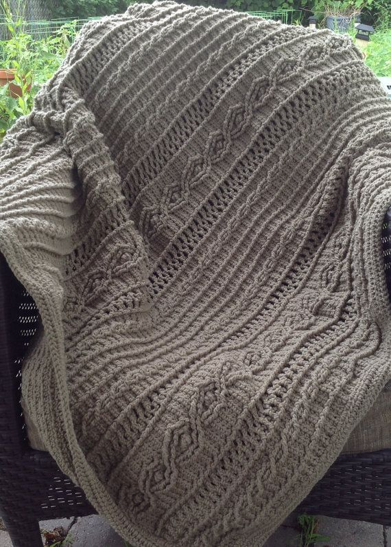 147 Best Crochet Celtic Cables Images On Pinterest