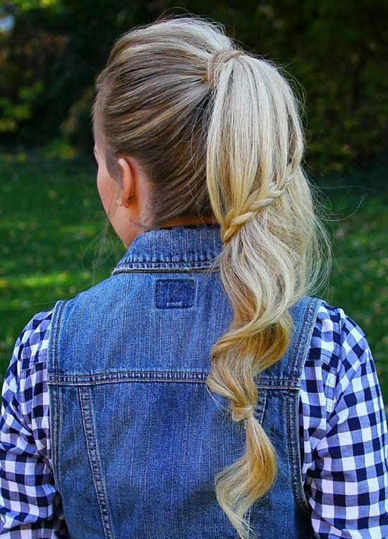 Top 40 Best Sporty Hairstyles for Workout , #Hairstyles #Sporty #top #Workout | Sporty ...