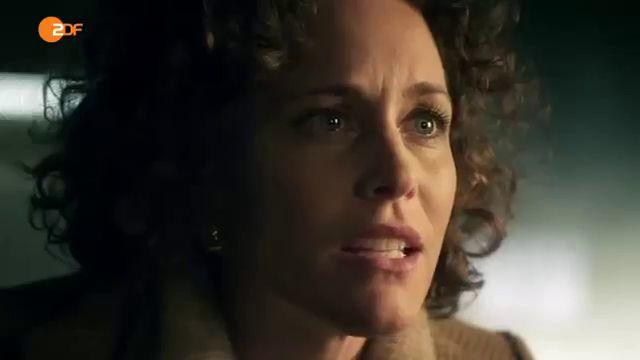 """Claudia Hiersche in recent episode """"SOKO Köln"""" on ZDF German TV series"""