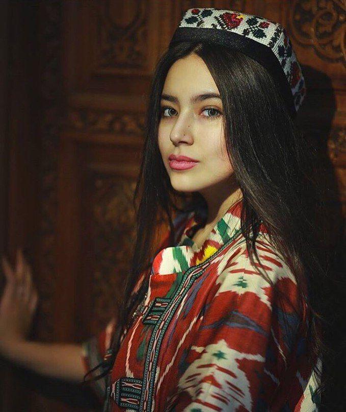 узбекские красавицы на фото - 1