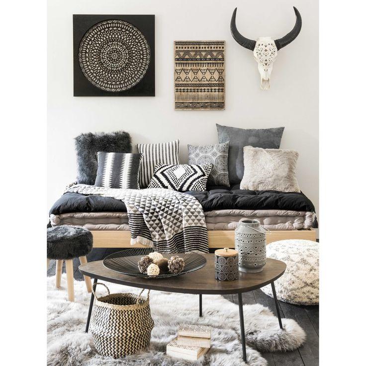 17 meilleures id es propos de buffle sur pinterest for Decoration murale tete de taureau