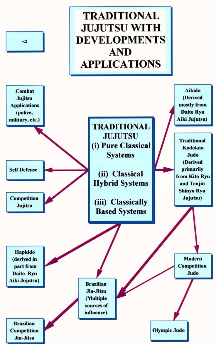 What Is Traditional Jujutsu