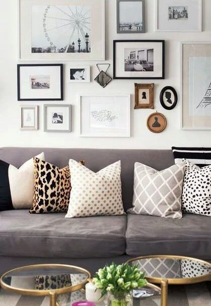 46 Awesome Small Apartment Living Room Design Ideas LIVING ROOM